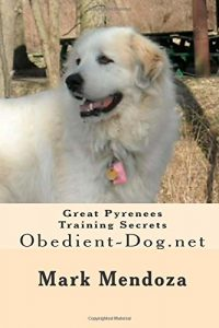 Baixar Great pyrenees training secrets pdf, epub, eBook