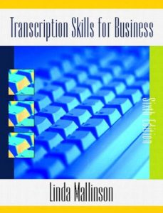 Baixar Transcription skills for business pdf, epub, eBook