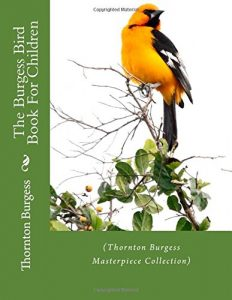 Baixar Burgess bird book for children, the pdf, epub, ebook