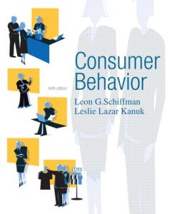 Baixar Consumer behavior pdf, epub, eBook