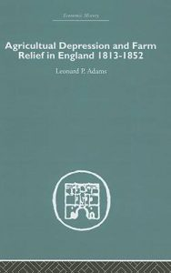 Baixar Agricultural depression and farm relief in england pdf, epub, eBook