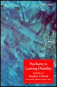 Baixar Psychiatry in learning disability pdf, epub, ebook