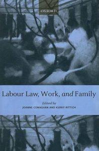 Baixar Labour law, work and family pdf, epub, eBook