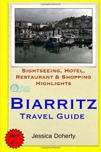 Baixar Biarritz travel guide pdf, epub, eBook