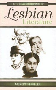 Baixar Historical dictionary of lesbian literature pdf, epub, ebook