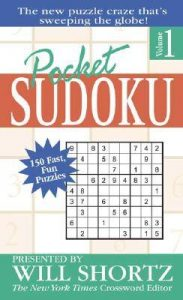 Baixar Pocket sudoku 1 pdf, epub, eBook