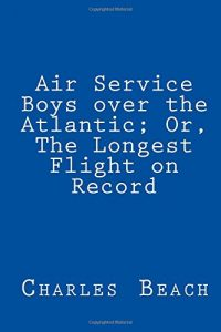 Baixar Air service boys over the atlantic pdf, epub, eBook
