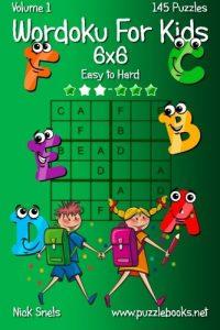 Baixar Wordoku for kids 6×6 pdf, epub, ebook