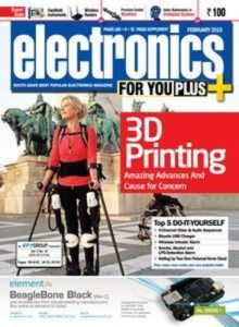 Baixar Electronics for you february 2015 pdf, epub, eBook
