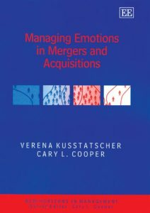 Baixar Managing emotions in mergers and acquisitions pdf, epub, eBook
