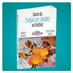 Baixar Guia Prático Passo a Passo De Pintura em Tecido pdf, epub, ebook