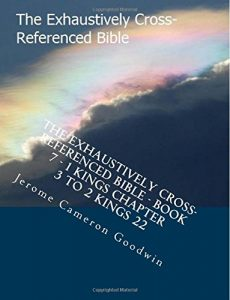 Baixar Exhaustively cross-referenced bible, the pdf, epub, ebook