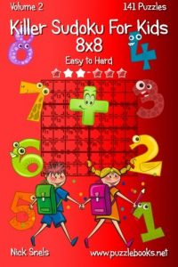 Baixar Killer sudoku for kids 8×8 pdf, epub, ebook