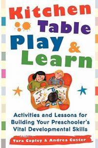 Baixar Kitchen-table play & learn pdf, epub, eBook