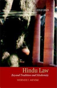 Baixar Hindu law pdf, epub, ebook