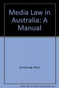 Baixar Media law in australia pdf, epub, ebook