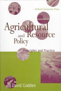 Baixar Agricultural and resource policy pdf, epub, ebook