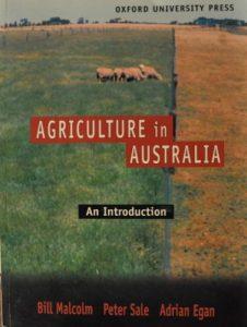 Baixar Agriculture in australia pdf, epub, eBook