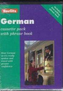 Baixar German berlitz cassette pack pdf, epub, ebook