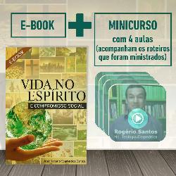 Baixar Pacote – Livro e Minicurso Vida no Espírito e Compromisso Social pdf, epub, eBook