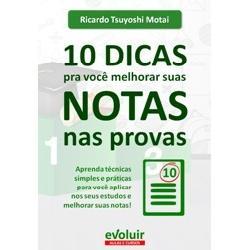 Baixar E-book 10 Dicas pra você melhorar suas Notas nas Provas pdf, epub, ebook