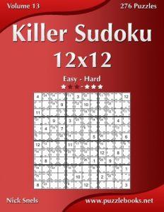 Baixar Killer sudoku 12×12 – easy to hard pdf, epub, ebook