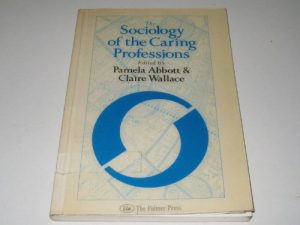 Baixar Sociology of the caring professions, the pdf, epub, ebook