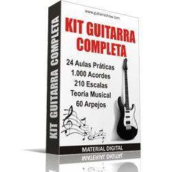 Baixar Kit Guitarra Completa pdf, epub, ebook