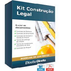 Baixar Kit Construção Legal pdf, epub, ebook