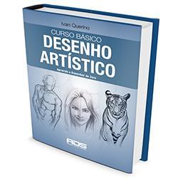 Baixar Ebook – Curso Básico de Desenho Artístico pdf, epub, ebook
