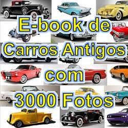Baixar E-Book de Carros Antigos com 3 Mil Fotos pdf, epub, eBook