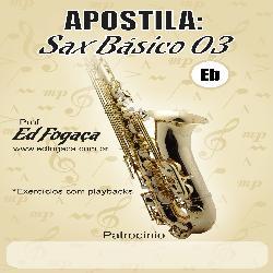 Baixar Apostila Básico 03 Sax Alto pdf, epub, eBook