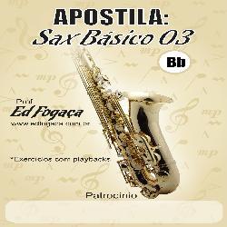 Baixar Apostila Básico 03 Sax Tenor pdf, epub, eBook