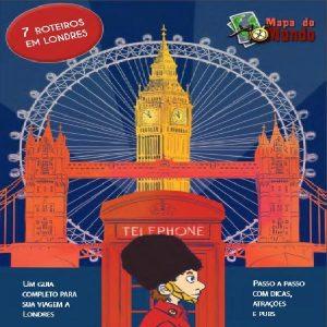 Baixar Roteiro do Mapa de Londres pdf, epub, ebook