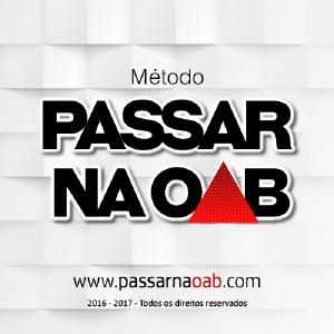 Baixar Método Passar na OAB pdf, epub, ebook
