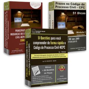 Baixar [Combo] Principais Inovações e Mudanças do NCPC + Bônus pdf, epub, ebook