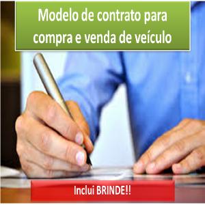 Baixar Modelo de Contrato para Compra e Venda de Veículo pdf, epub, ebook