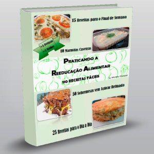 Baixar Praticando a Reeducação Alimentar (110 Receitas Fáceis) pdf, epub, eBook