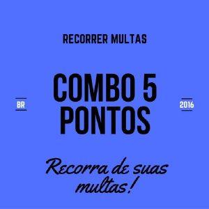 Baixar COMBO 5 PONTOS pdf, epub, ebook