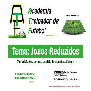 Baixar Jogos Reduzidos – Academia Treinador de Futebol pdf, epub, ebook