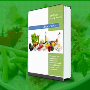 Baixar 15 dias Low Carb pdf, epub, ebook