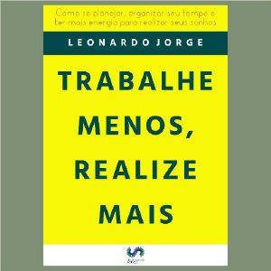Baixar E-book – Trabalhe Menos, Realize Mais pdf, epub, ebook