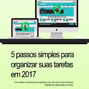 Baixar Como organizar suas tarefas e projetos de forma simples usando o Evernote pdf, epub, ebook