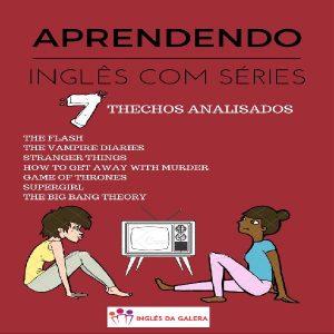Baixar Aprendendo Inglês Com Séries pdf, epub, ebook