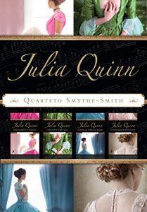 Baixar Box Quarteto Smythe-Smith: Série completa com os 4 títulos – Simplesmente o paraíso, Uma noite como esta, A soma de todos os beijos e Os mistérios de sir Richard pdf, epub, eBook