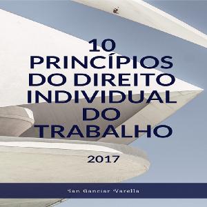 Baixar 10 Princípios do Direito Individual do Trabalho pdf, epub, eBook
