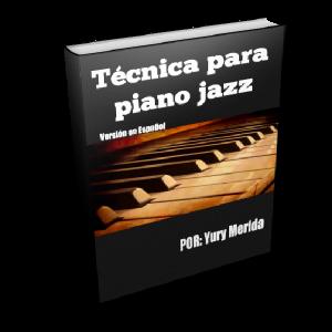 Baixar Técnicas para Piano Jazz – en español pdf, epub, eBook