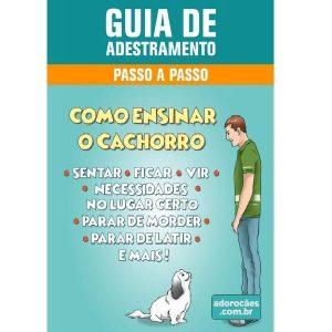 Baixar Guia de Adestramento de cães – Passo a Passo pdf, epub, eBook