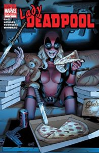 Baixar Lady Deadpool (2010) #1 pdf, epub, eBook