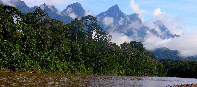 Cordillera Landscape